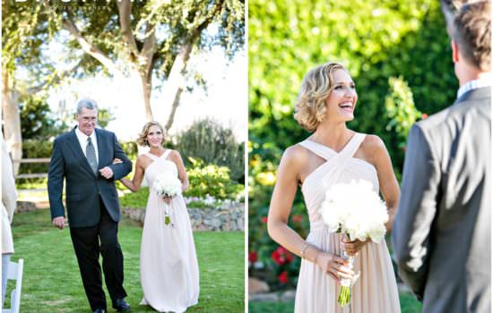 Hacienda Palomita Wedding :: Rancho Santa Fe, CA