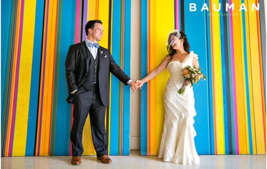 Museum of Contemporary Art Wedding | La Jolla, CA
