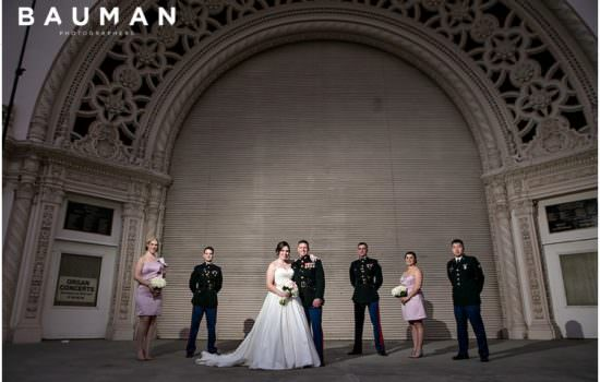 The Prado at Balboa Park Wedding :: San Diego, CA