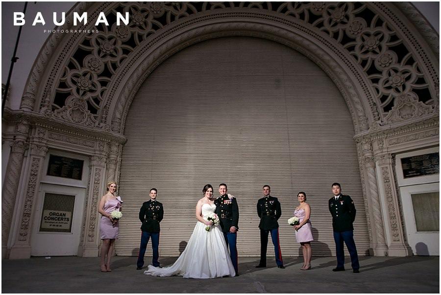 The Prado at Balboa Park Wedding :: San Diego, CA