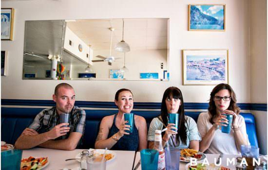 Bauman Lunch :: Greek Cuisine Alexi's Greek Cafe