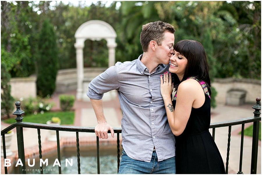 A Balboa Park Proposal :: San Diego, CA Caitlin & Shane