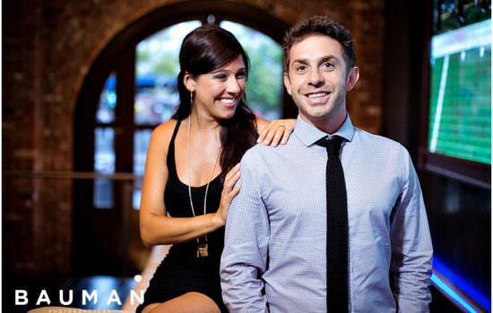 Gaslamp Quarter Engagement :: San Diego, CA Amber & Andrew