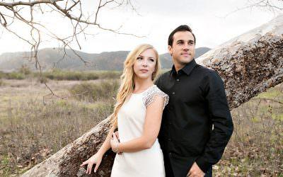 Mission Trails Engagement :: San Diego, CA Alexa & Matt
