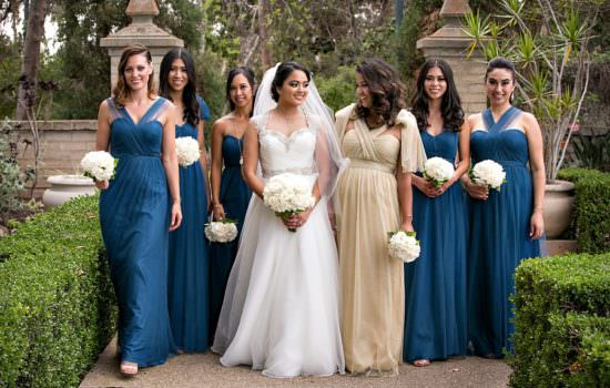 Gorgeous Bridesmaid Dresses For Your Glamorous Wedding