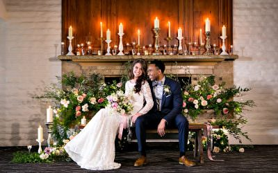 Featured: Exquisite Weddings :: Inspiration Shoot