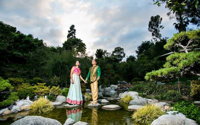 Indian Puja Engagement Ceremony :: San Diego, CA Pritha & Luve