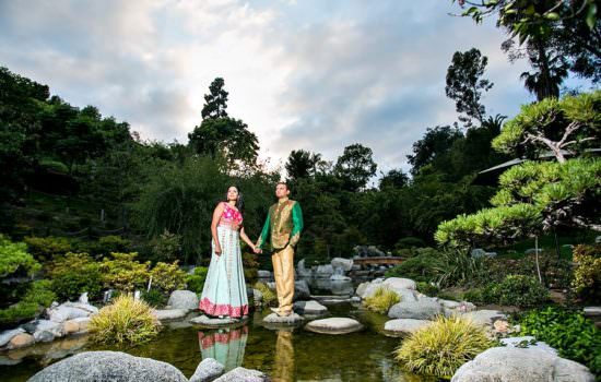 Indian Puja Engagement Ceremony :: San Diego, CA