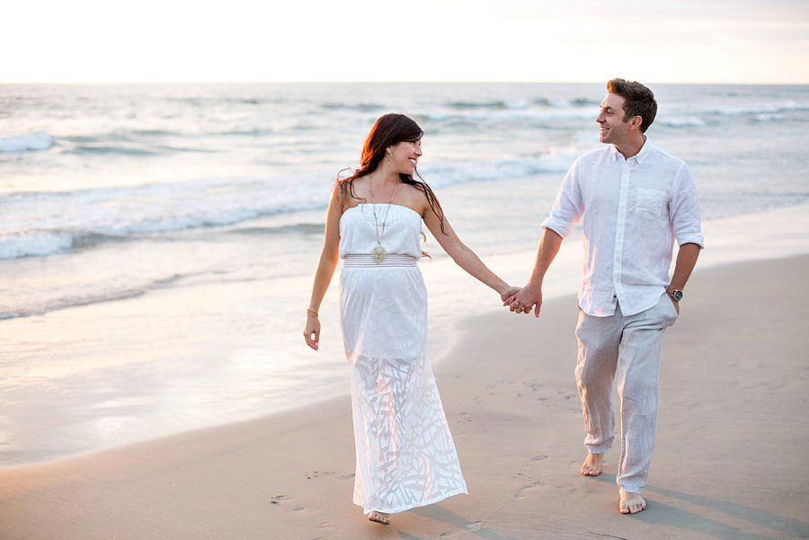 Torrey Pines Maternity Session :: San Diego, CA Amber & Andrew