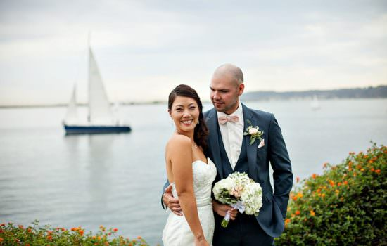 Tom Ham's Lighthouse Wedding ::  San Diego, CA