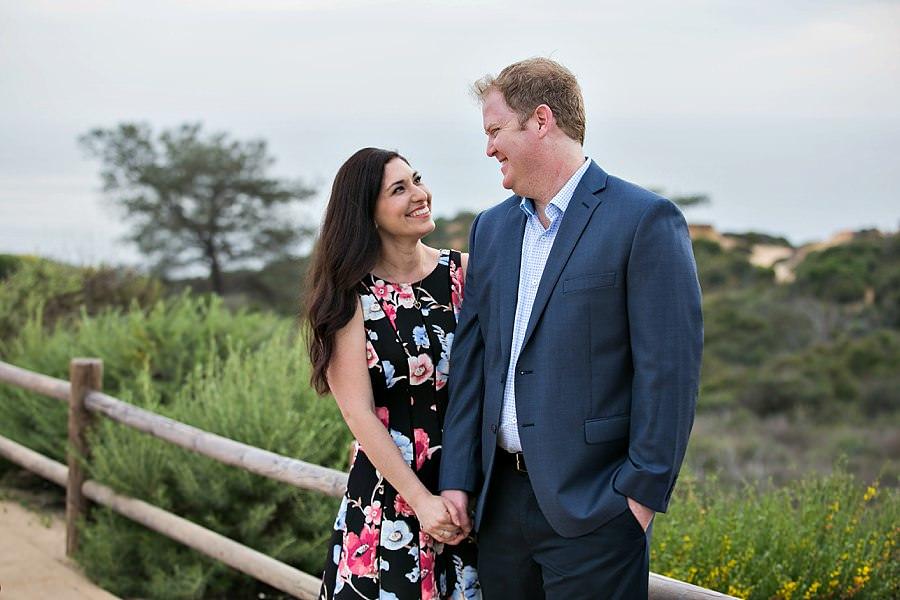 Torrey Pines Engagement ::  San Diego, CA