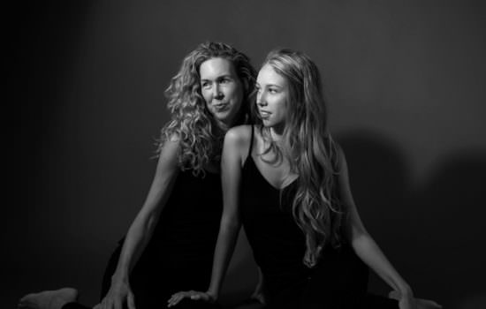Mother-Daughter Studio Session :: San Diego, CA