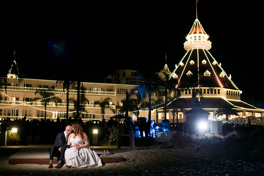 Hotel del Coronado Wedding :: San Diego, CA Daniel & Noel